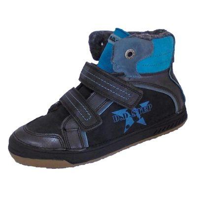 D.D.Step bélelt fiú cipő • Mini Step 81eb78ba7a